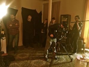 Shadows behind the scenes